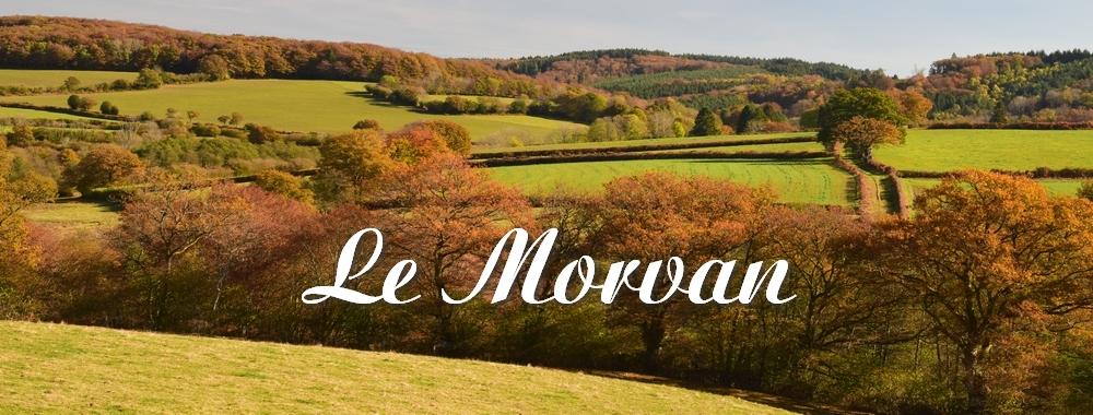 Renske Cramer Creatief reizen Frankrijk landschapsfoto van de Morvan