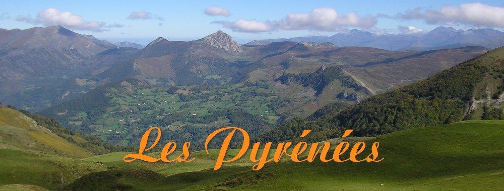 Renske Cramer Creatief reizen Frankrijk landschapsfoto van de Pyrenées