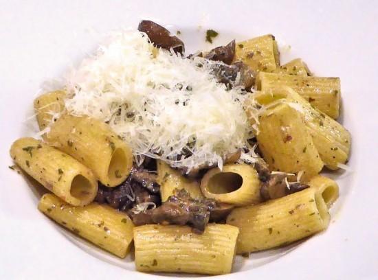 Bent u ook zo dol op pasta? Neem dan de volkorenpasta en eet er niet teveel van!