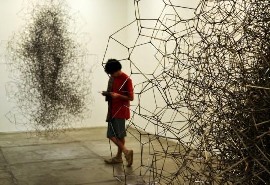Een van mijn goede pensioenvoornemens: meer exposities bezoeken. Ik ben de afgelopen jaren veel interessante tentoonstellingen misgelopen.