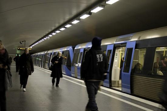 Als cyberterroristen de besturing van een metronetwerk weten over te nemen, kunnen ze ongelukken veroorzaken. Je moet er niet aan denken...