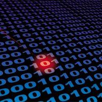 Renske Cramer Creatief cybercrime groeit en bloeit foto van programmacode die wordt opgelicht