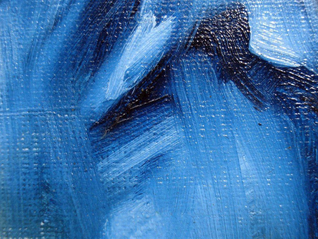 Renske Cramer Creatief artikel over outside of the box denken foto van abstract kunstwerk