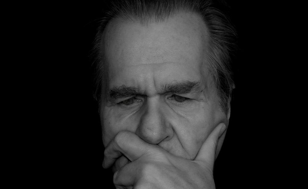 Renske Cramer Creatief artikel laaggeletterdheid foto van een man die tot de laaggeletterden behoort