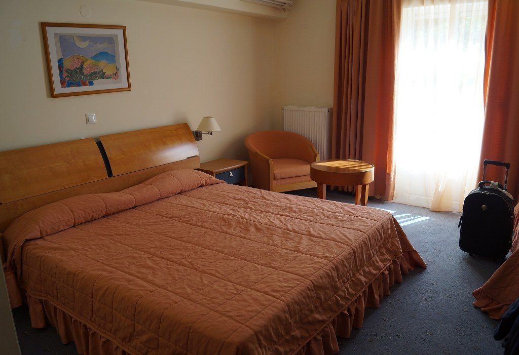 Renske Cramer Creatief artikel over chambres d'hôtes au rez-de-chaussée foto van een slaapkamer