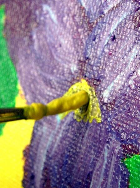 Renske Cramer Creatief artikel poëzie schilderen als inspiratiebron voor poëzie