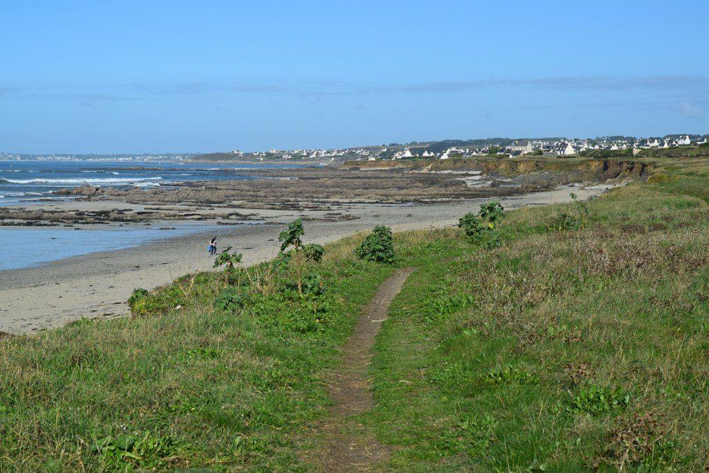 Renske Cramer Creatief foto van de kust van de Cornouaille, Bretagne (Frankrijk)