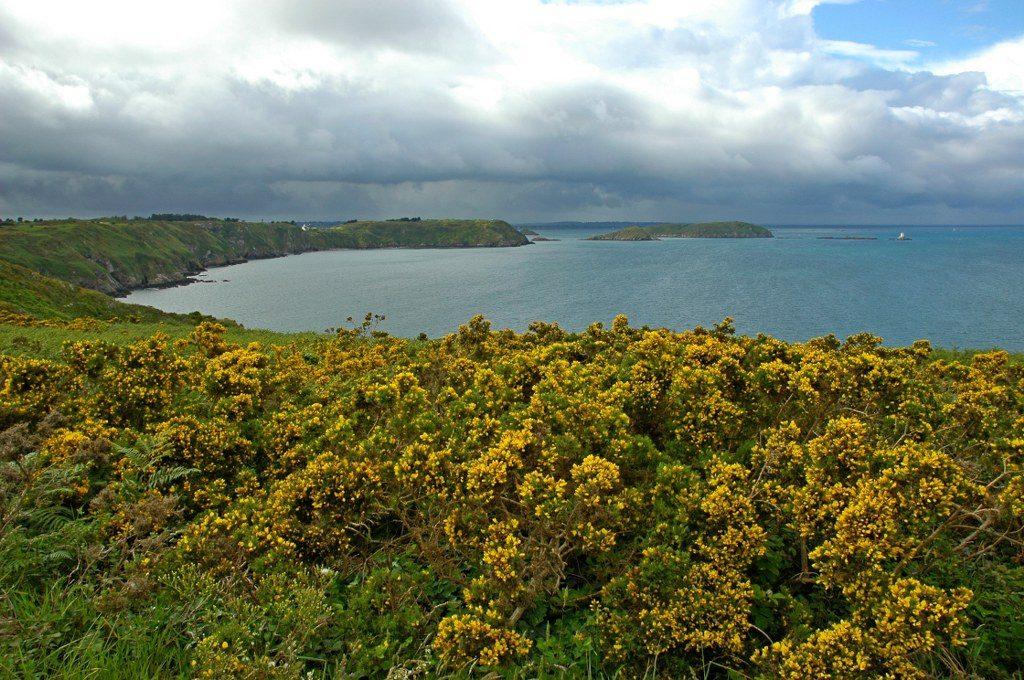 Renske Cramer Creatief foto van de kust van Bretagne (Frankrijk)